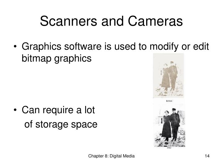 Scanners and Cameras