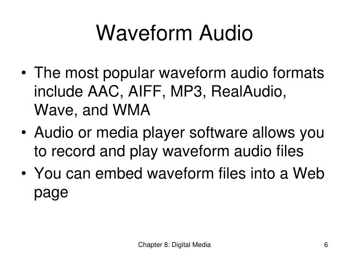 Waveform Audio