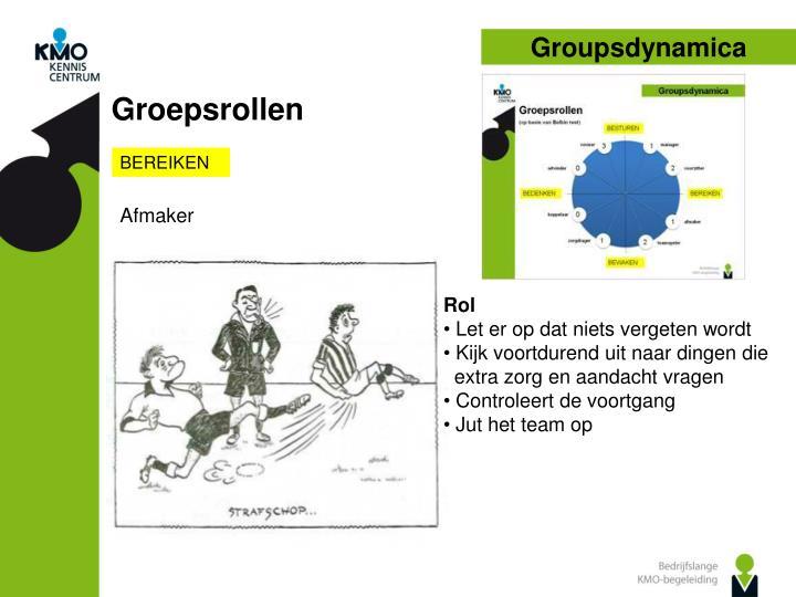 Groupsdynamica
