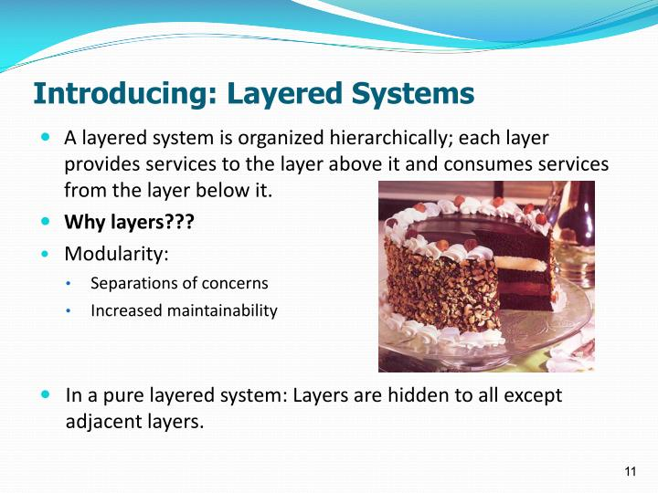 Introducing: Layered Systems