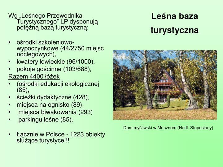 Lena baza turystyczna
