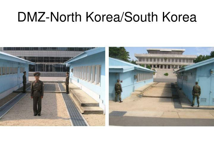 DMZ-North Korea/South Korea