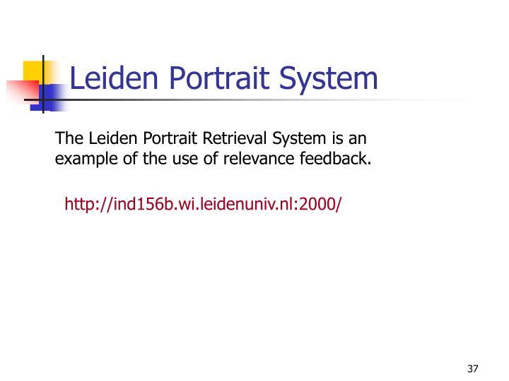 Leiden Portrait System