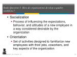 study question 3 how do organizations develop a quality workforce