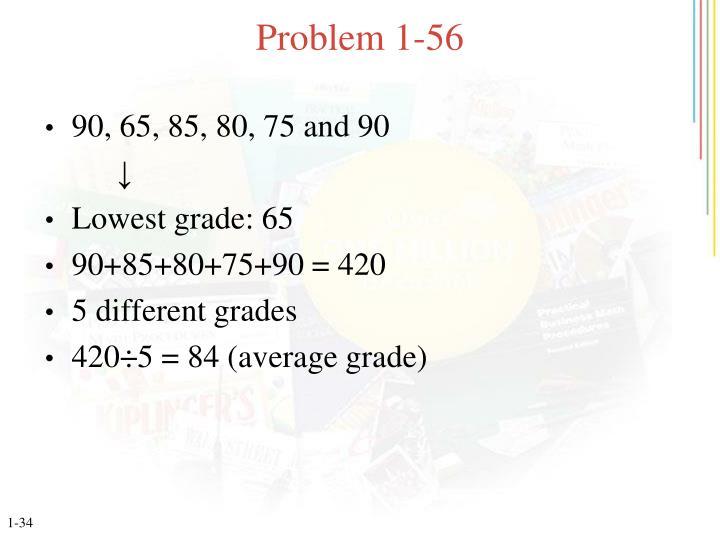 Problem 1-56