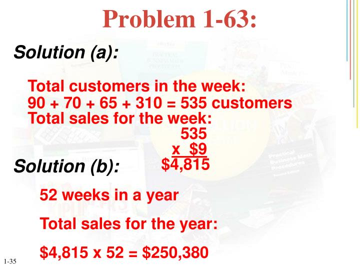 Problem 1-63: