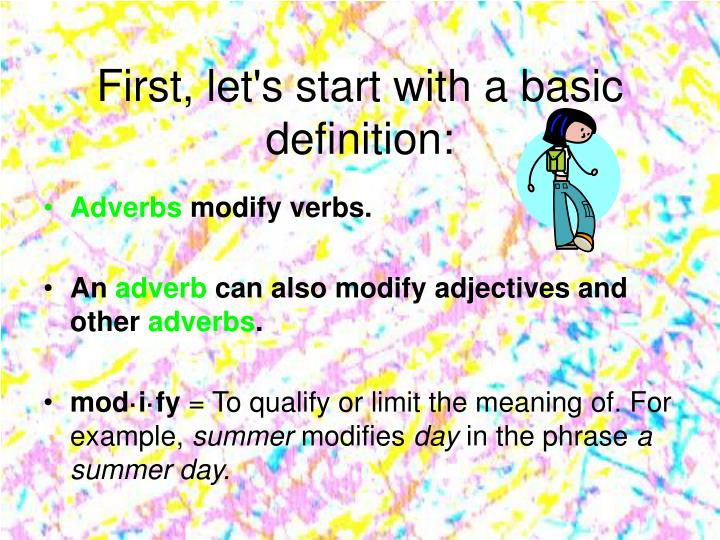 First, let's start with a basic definition:
