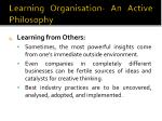 learning organisation an active philosophy5