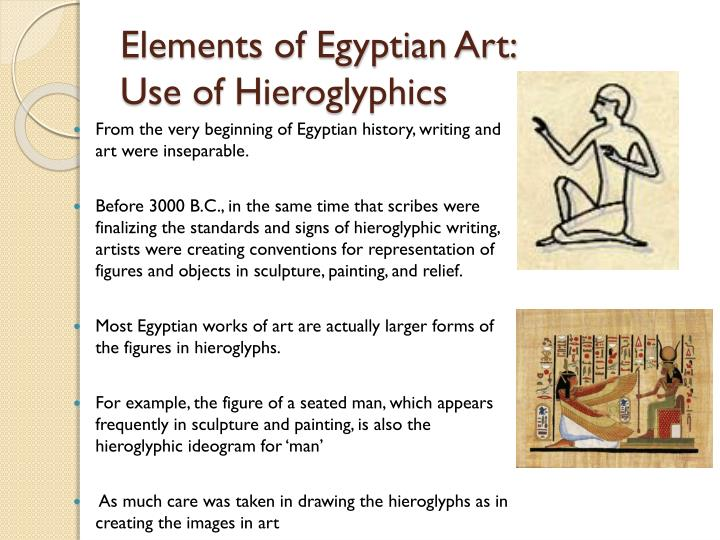 Elements of Egyptian Art: