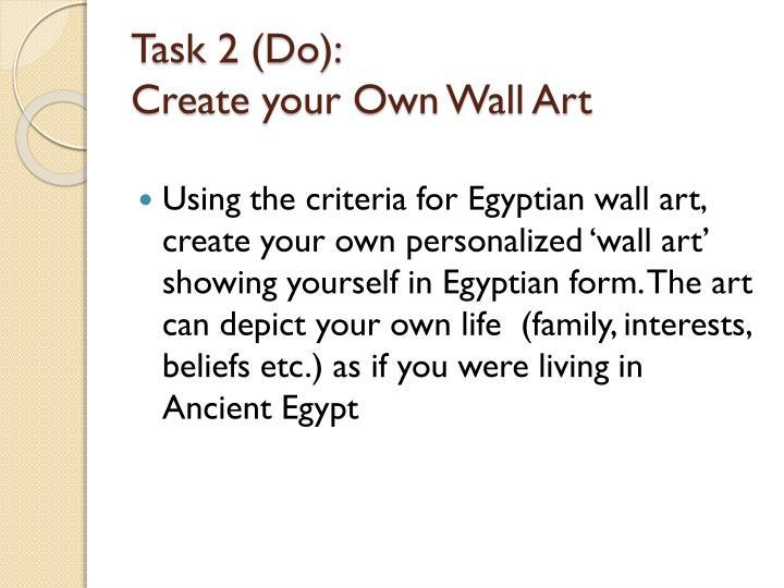 Task 2 (Do):