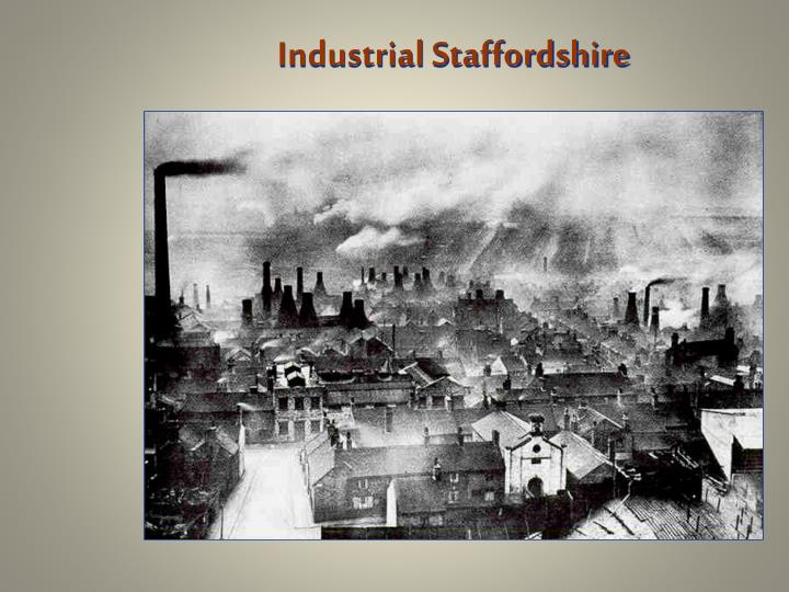 Industrial Staffordshire