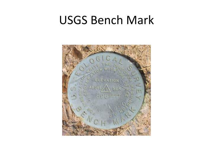USGS Bench Mark