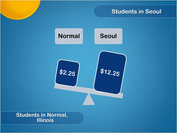 Students in Seoul