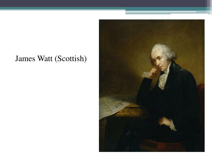 James Watt (Scottish)