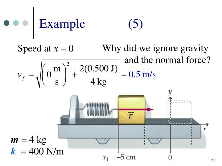 Example(5)