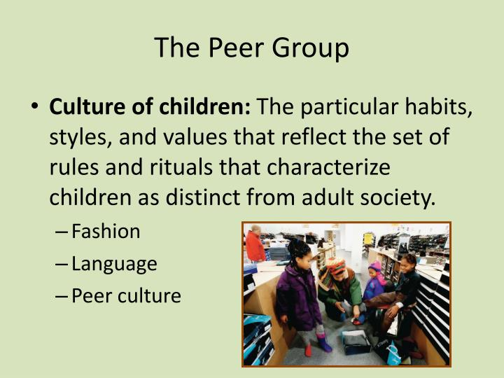 The Peer Group