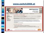 www switch2006 at