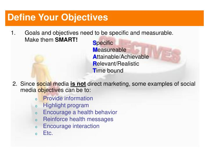 Define Your Objectives