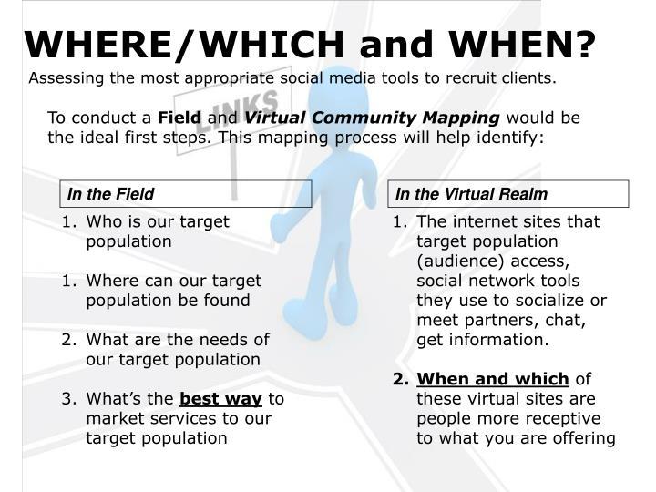 WHERE/WHICH