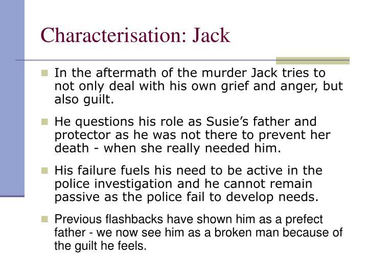 Characterisation: Jack