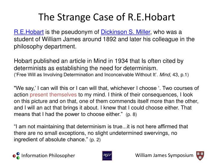 R.E.Hobart