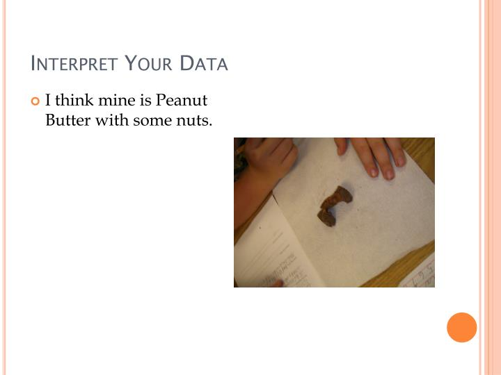 Interpret Your Data
