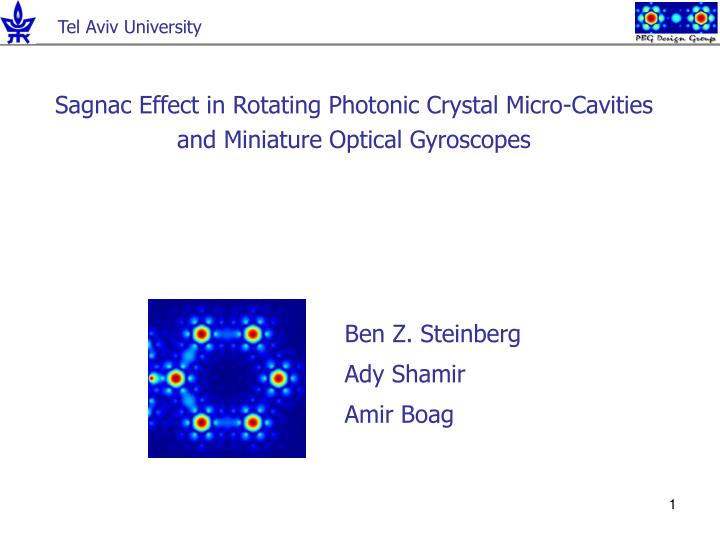 Sagnac effect in rotating photonic crystal micro cavities and miniature optical gyroscopes
