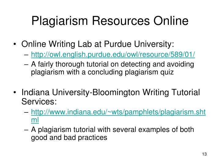 university plagiarism list essay How to avoid plagiarism  the arrangement of material, or a list of steps in a process or  ©2018 board of regents of the university of.