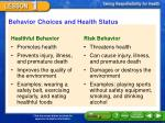 factors that affect health status2