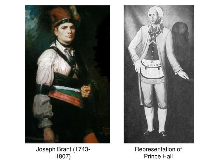 Joseph Brant (1743-1807)