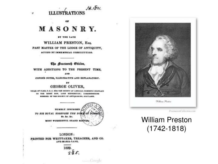 William Preston (1742-1818)