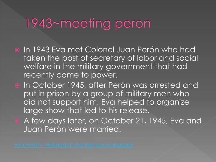 1943~meeting