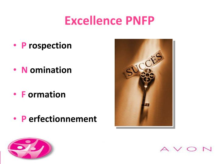 Excellence PNFP