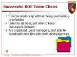 successful boe team chairs1
