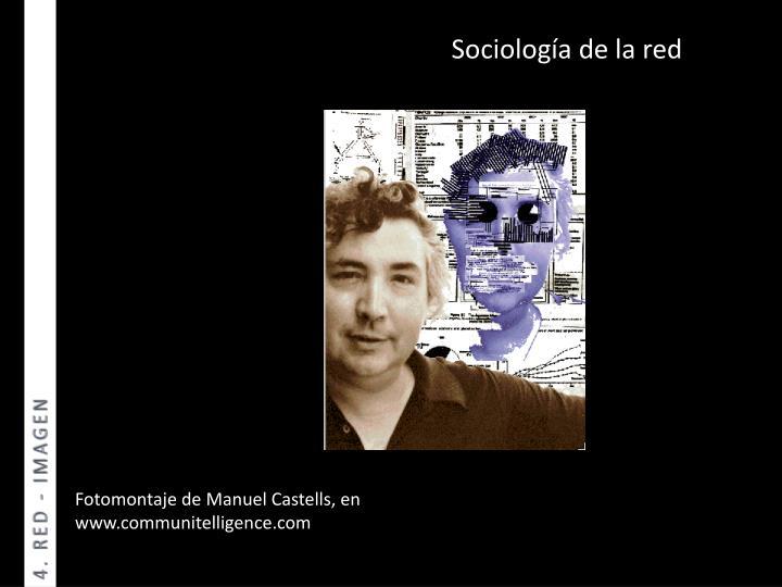 Sociología de la red