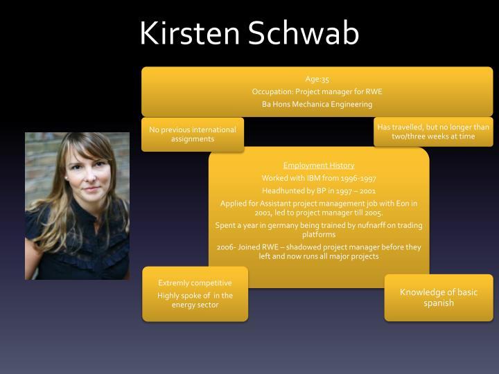 Kirsten Schwab
