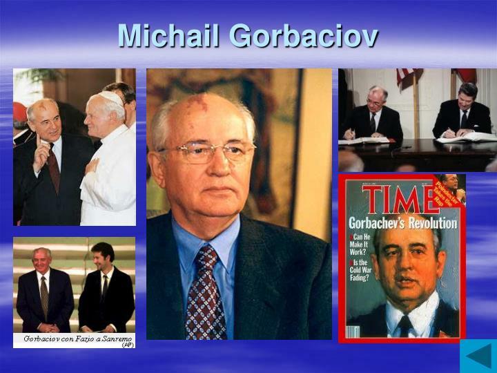 Michail Gorbaciov
