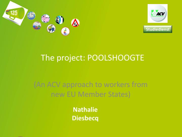 The project poolshoogte