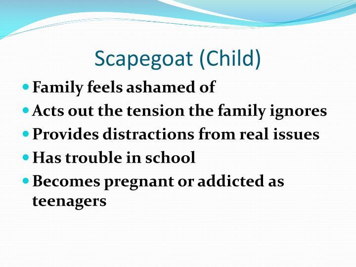Scapegoat (Child)