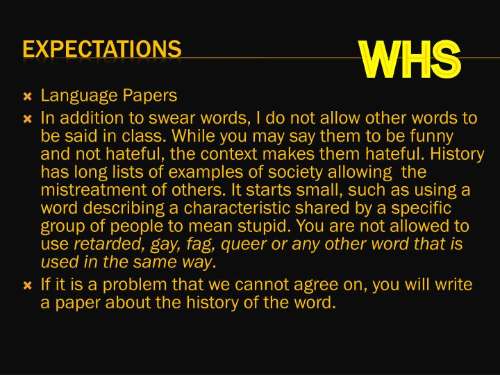 Language Papers