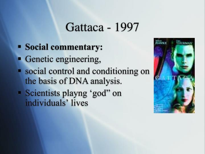Gattaca - 1997