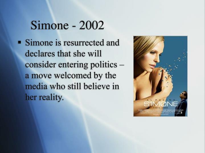 Simone - 2002
