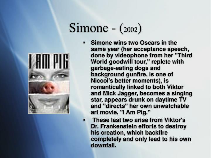 Simone - (