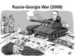 russia georgia war 2008