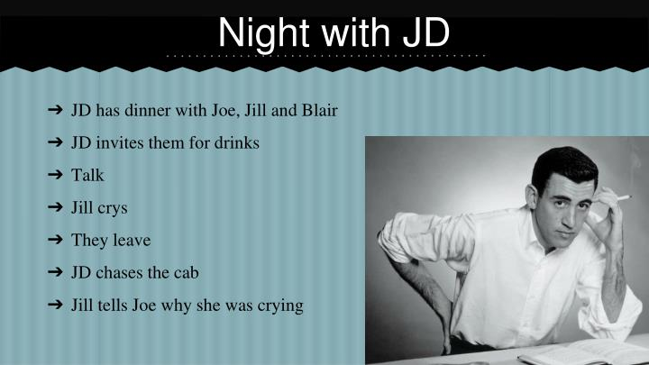 Night with JD