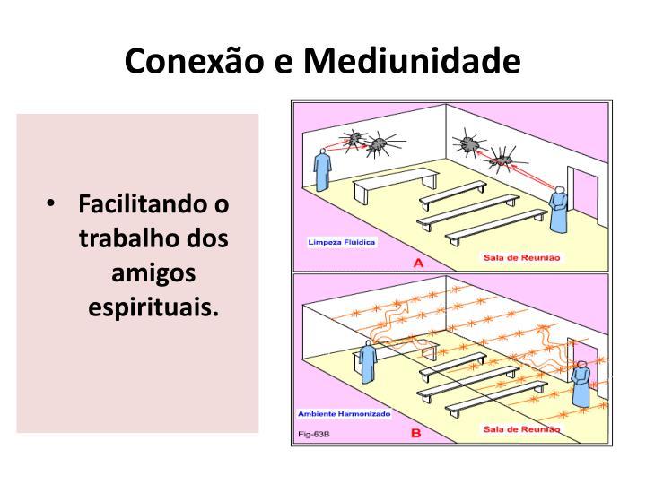 Conexão e Mediunidade