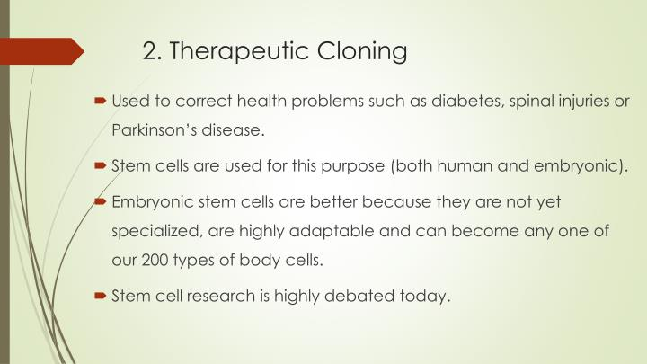 a look at the benefits and concerns about cloning Ethics of cloning ryan turner, khi lam and particularly the ethical concerns of human cloning one aspect one could look at is ones potential to inflict.