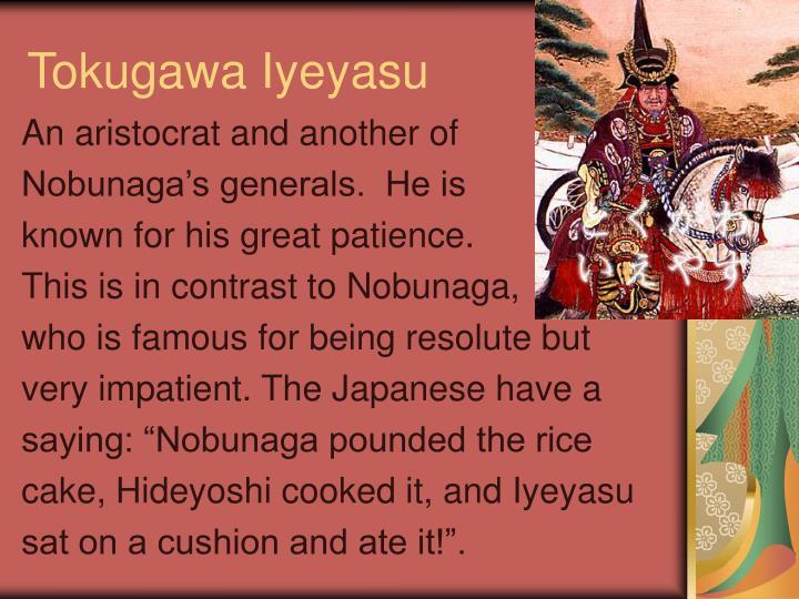 Tokugawa Iyeyasu