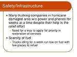 safety infrastructure1