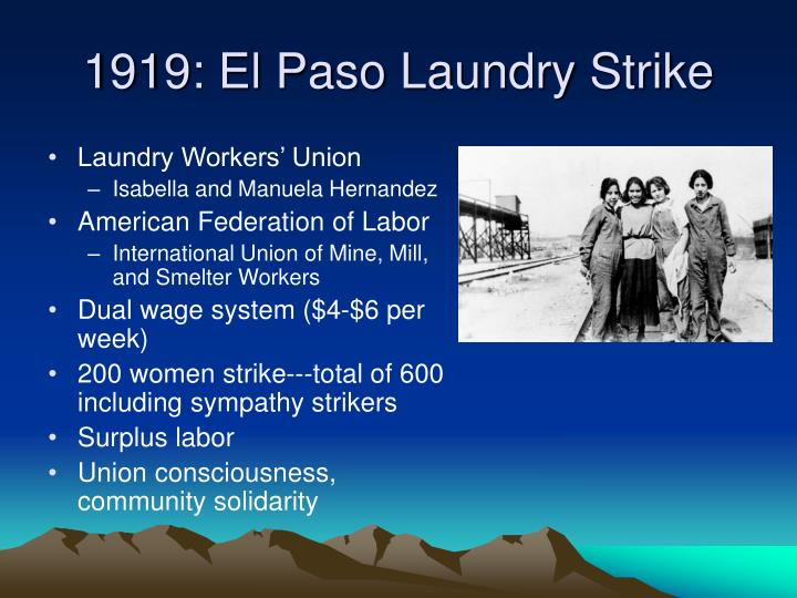 Laundry Workers' Union